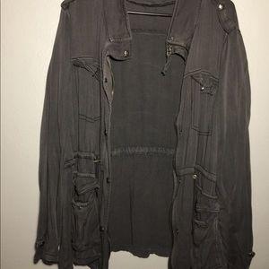 Warn Gray Jacket
